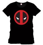 Marvel Comics T-Shirt Dead Pool Logo