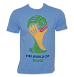 FIFA Men's WORLD CUP Brasil Tee Shirt