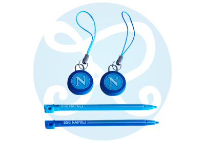 SSC Napoli Nintendo Accessories 112188
