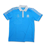 2013-14 Marseille Adidas EU Polo Shirt (Blue)