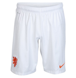 2014-15 Holland Nike Home Shorts (White) - Kids