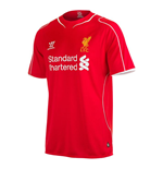 2014-15 Liverpool Home Football Shirt