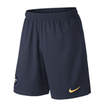 2014-15 Australia Nike Away Shorts (Navy)