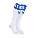 2014-15 Chelsea Adidas Home Socks (White)