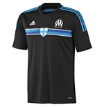 2014-15 Marseille Adidas 3rd Shirt (Kids)