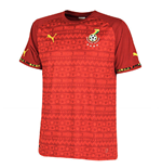 2014-15 Ghana Away World Cup Football Shirt