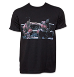 ROCKY Men's Mr. T Knockout Punch T-Shirt