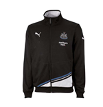 2011-12 Newcastle Puma Walkout Jacket (Black)