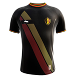 2014-15 Belgium Away World Cup Football Shirt