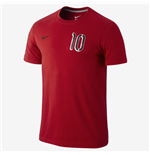 2014-15 England Nike Rooney Hero Tee (Red) - Kids