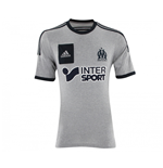 2014-15 Marseille Adidas Away Football Shirt