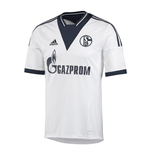 2014-15 Schalke Adidas Away Football Shirt