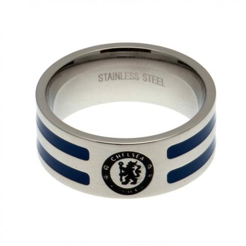 Chelsea F.C. Colour Stripe Ring Medium
