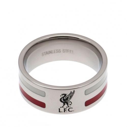 Liverpool F.C. Colour Stripe Ring Large