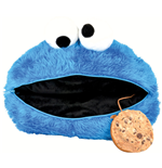 Sesame Street Cushion Cookie Monster 40 cm