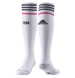 2014-15 Real Madrid Adidas Home Football Socks