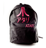 ATARI Backpack With Japanese Logo, Black