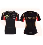 Lotus F1 Replica T-Shirt 2014 (Ladies)
