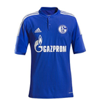 2014-15 Schalke Adidas Home Football Shirt