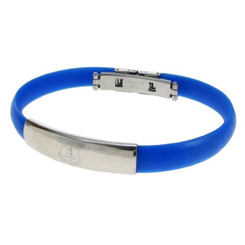 Everton F.C. Colour Silicone Bracelet