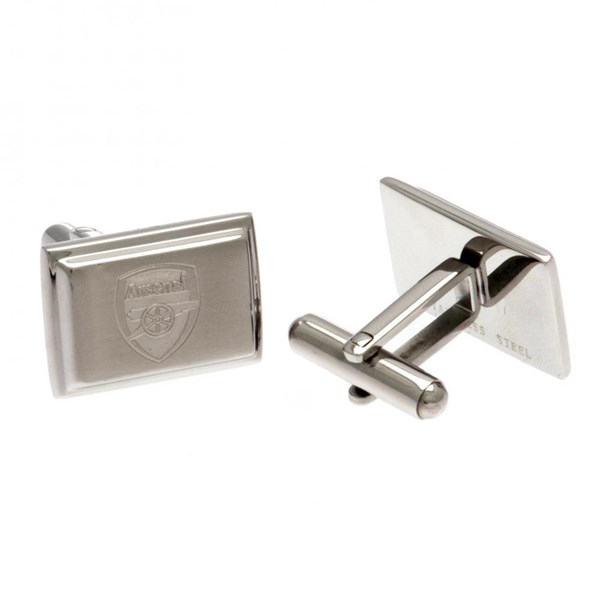 Arsenal F.C. Tie Slide & Cufflink Set