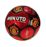 Manchester United F.C. Skill Ball Signature
