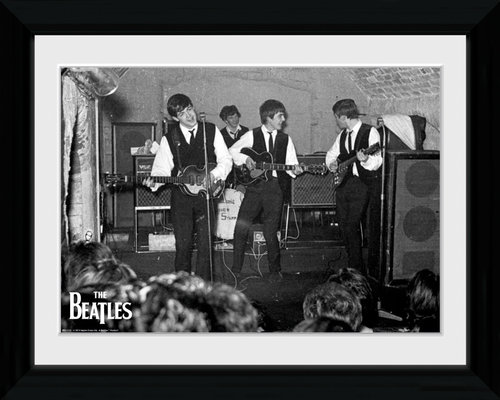 The Beatles The Cavern 3 Collector Print