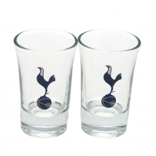 Tottenham Hotspur F.C. 2pk Shot Glass Set