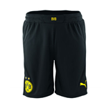 2014-2015 Borussia Dortmund Home Puma Shorts (Black)