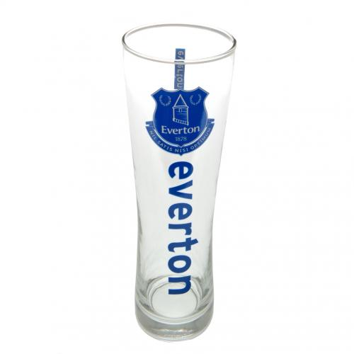 Everton F.C. Tall Beer Glass
