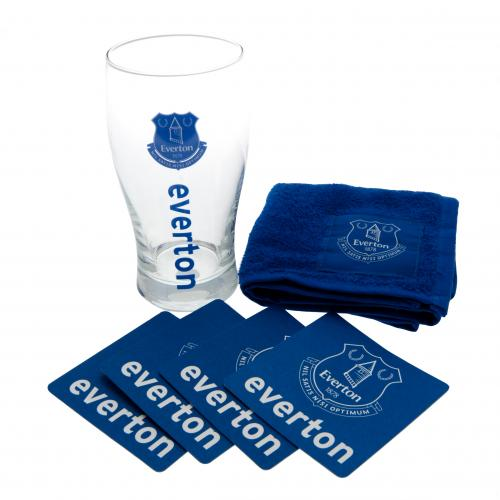 Everton F.C. Mini Bar Set