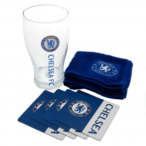 Chelsea F.C. Mini Bar Set