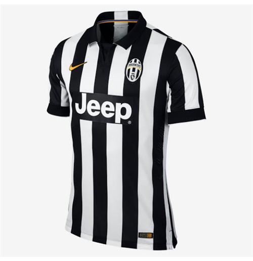 32d30c990c Buy Official 2014-2015 Juventus Authentic Home Nike Shirt