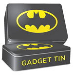 Batman Tin Box Logo 19 cm