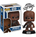 Star Wars POP! Vinyl Bobble-Head Chewbacca 10 cm