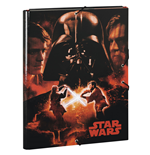 Star Wars Notebook Holder Darth Vader