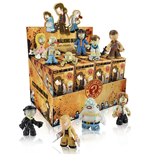 The Walking Dead Mystery Mini Figures 6 cm Display (24)