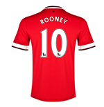 2014-15 Manchester United Home Shirt (Rooney 10)