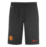 2014-2015 Man Utd Away Nike Football Shorts