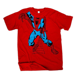 Spider-Man Body Boys 8-20 T-Shirt