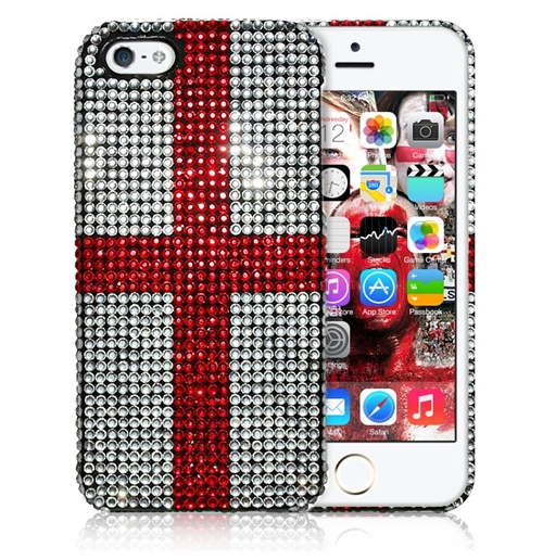 England Soccer iPhone Cover 118831