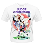2000AD Judge Anderson T-shirt Judge Anderson 2