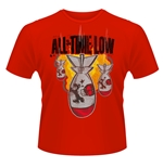All Time Low T-shirt Da Bomb