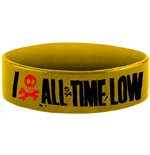 All Time Low T-shirt Heart Bone