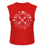 All Time Low T-shirt Sea Sick
