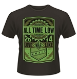 All Time Low T-shirt War Press