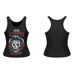 Asking Alexandria Tank Top Grease