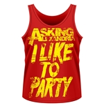 Asking Alexandria Tank Top Party
