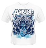 Asking Alexandria T-shirt Bear Skull
