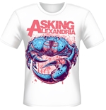 Asking Alexandria T-shirt Crab